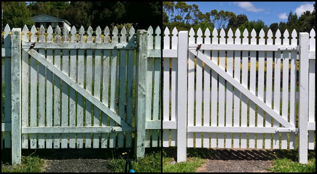 Fence-gate---before-and-after
